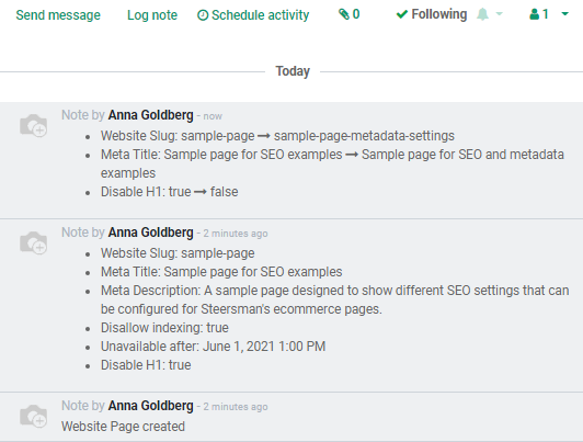 Chatter Sample - Change tracking.png