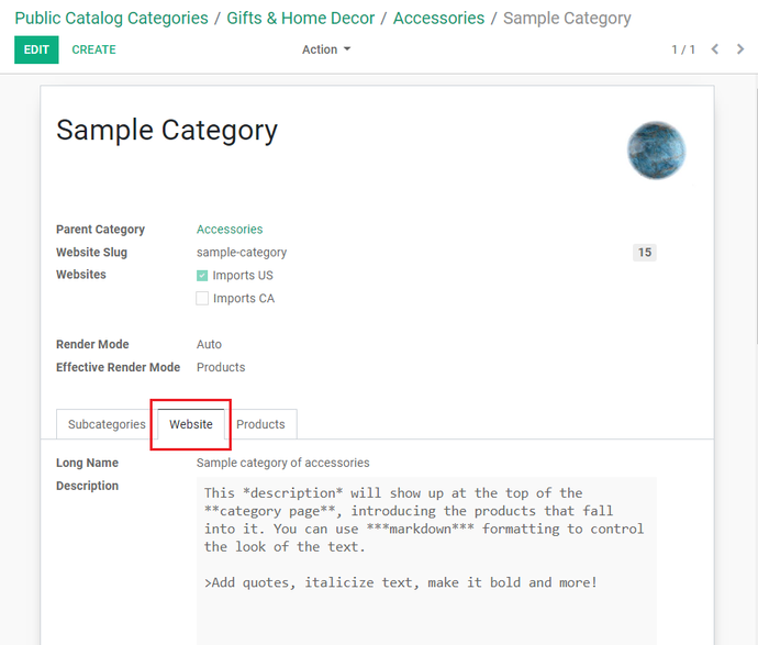 pim category description markdown example.png